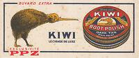 Buvard Vintage  Kiwi  le Cirage de Luxe  Exclusivité PPZ