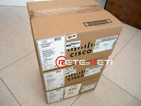 € 192+IVA CISCO SR520W-ADSL-K9 Secure Wireless Router Firewall FACTORY SEALED