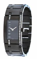 Esprit Damen Armbanduhr Schwarz Good Evening ES000M02801