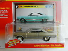 2016 Johnny Lightning *CLASSIC GOLD R1B* Beige 1967 Ford Fairlane 500XL *NIP*