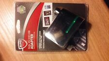 Dual 12V and USB adapter. quick charge 2.1 amp by Auto Drive