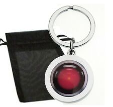 HAL 9000 2001 SPACE ODYSSEY  METAL KEYRING & GIFT BAG HIGH QUALITY