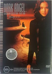 DARK ANGEL Season One Part Two Collection  DVD Region 4 Discs Like New Tracked