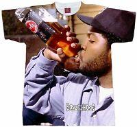 Ice Cube Shirt In Da Hood. Adult and Youth Sizes. Hip Hop Shirt Rap Shirt RAP.