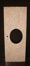 "Golden Sand Bathroom Vanity Oval Sink Base Granite Top 55"" Ask 4 Extra Holes"