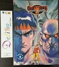 3rd STRIKE STREET FIGHTER III - FURORE  Ed. JEMM SCONTO 50%