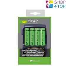 GP Recyko Chargeur PB50 H500 Pour Aa Piles AAA Inclus 4 Aa Recyko 2700 Neuf