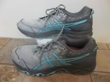Asics Gel Sonoma Women Shoes Gray 8 M Wore Once