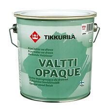 Valtti Opaque Woodfinish  3 LT  (All colours available) NEW