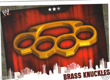 Slam Attax Evolution - Brass Knuckles