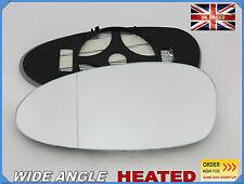 PORSCHE 911 CAYMAN BOXSTER 2005-09 Wing Mirror Glass Wide Angle HEAT Left /PR005