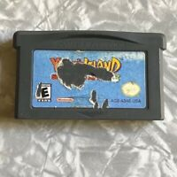 Yoshi's Island Super Mario Advance 3 Nintendo Gameboy Cleaned & TESTED GBA Saves