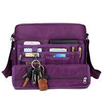 Versatile Messenger Bag Credit Card Bag Crossbody Shoulder Bag Casual Purses Bag