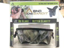 NEW Alpine Innovations Bino Bandit Vanish Olive Camo Binocular Eye Shield