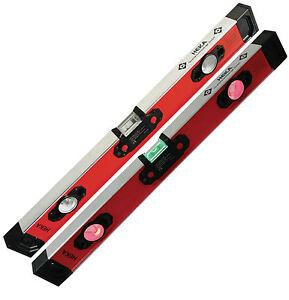 HEKA Niveau à Bulle Magnétique Opto 1500 MM Avec Optique Et Spectacle Acoustique