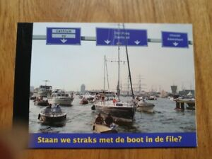 2007 NETHERLANDS NEDERLAND PRESTIGE BOOKLET UNIVERSITY AMSTERDAM VU VF MNH