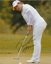 INBEE PARK SIGNED LPGA GOLF 8x10 PHOTO #3 Autograph PROOF