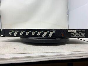 Tripp Lite CS-138A PS/2 KVM Switch MW5D