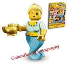 GENUINE LEGO MINIFIGURE SERIES 12 FEMALE GENIE bewitched Mint condition