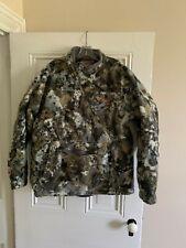 Sitka Fanatic Jacket Optifade Elevated II - Size X-Large
