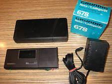 Grundig 2071 Diktiergerät mit Hartbox und Netzteil (78)