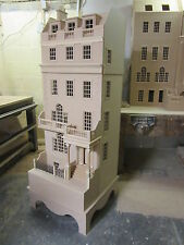 Doll House 12th scale The Burlington Town House  in kit   DHD 15-02