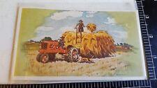 Allis Chalmers postcard  collectible