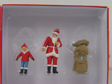 Preiser Spur 0 Art.nr. 65335 Weihnachtsmann Kind . Maßstab 1 43