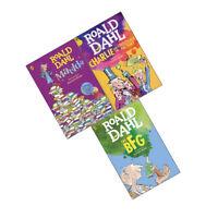 Roald Dahl Collection Dahl Fiction Matilda Chocolate Factory 3 Books Set NEW