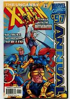Uncanny X-Men Annual 1997 NM+ 9.6 Marvel Uncertified FREE SHIP