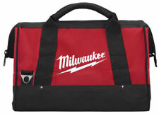Milwaukee Tool Bag Contractor Storage Case Canvas Medium Tote M18 M12 NEW