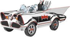 2017 Hallmark White Chrome 1966 Batmobile and trade; Kiddie Car Classics