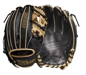 """2022 Wilson A2000 11.75"""" KBH13 GM SuperSkin Infield Baseball Glove WBW1004321175"""