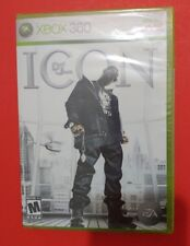 XBOX 360 DEF JAM ICON NEW AND FACTORY SEALED IN PACKAGE