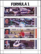 Touva Grand Prix/Formula 1/Schumacher/Motor Racing/Cars (cs) 8v sht (n11531)