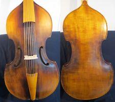 "Baroque Style SONG Brand Maestro 7 strings 27"" viola da gamba #11933"