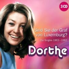 Sind Sie Der Graf Von Luxemburg? Singles 1963-82 von Dorthe (2012)