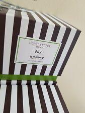 Henri Bendel Home Fig + Juniper 14.5 Oz 3-wick Candle