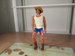 Big jim chief Tankua mattel figurine jouet ancien vintage 1971