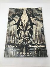 H R GIGER Necronomicon DALI Big O Publishing Softcover 2nd Print