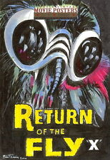 Sci-Fi Horror Movie Posters 2 Sketch Card from Scott Rorie