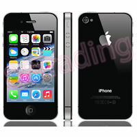 BOXED APPLE iPHONE 4S 8GB SMARTPHONE GOOD CONDITION UNLOCKED TO ANY NETWORK SIM