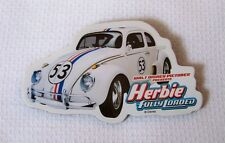 2005 Disney HERBIE FULLY LOADED #53 VW Bug Movie Promo Theater Pinback Button