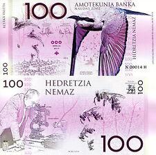 Amotekunia 100 Nemaz Fun-Fantasy Note 2017 Birds & Bees Series Scientist S Yavos