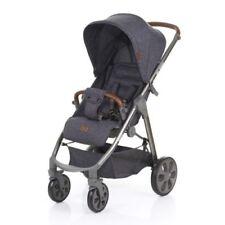 Poussette de promenade gris pour bébé dès la naissance