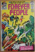 FOREVER PEOPLE #7 (1972 DC Comics) ~ GD Book
