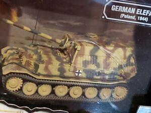 1:72 Unimax Forces of Valor German Elefant, Poland 1944. Enthusiast Edition
