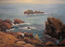 Lila McGillivray Knowles (1886-1967) Canadian Artist Original Oil Painting