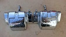 1963 1964 Ford Galaxie 500 CONVERTIBLE TOP LATCHES Original FoMoCo pair XL