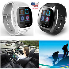 Bluetooth Smart Watch Screen Touch Sport Watch For Samsung S20 S10 S9 Note 10 Lg